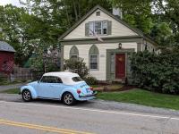 1979 VW Beetle COnvertible