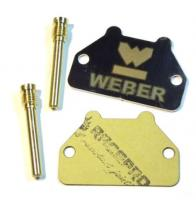 Weber Cold Start Circuit block off kit
