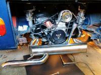 vintage speed exhaust