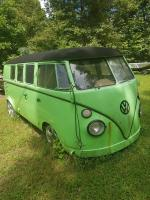 1962 heavily modified Honda powered bus