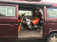 KTM 350EXC in Westy