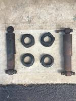 Ghia shocks / torsion bushings