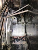 Top of Engine Oil Leak