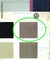#53 - Fur Grey cloth upholstery