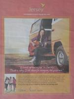 """bay-window"" VW Type 2s in Travel & Tourism advertising"