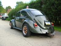 1969 Green Bug 1