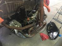 1966 baja accelerator tube replacement
