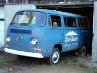 My 1970 commercial kombi project, chugging along Oct 2017