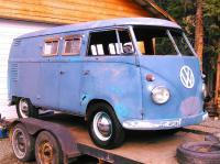 Oldest Farthest North Bus in the World...woopie!
