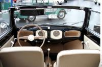 Museum split cabrio