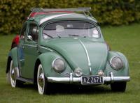 1956 Oval Beetle. New Zealand.
