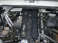 Syncro/Zetec engine bay