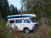 Syncro with canoes
