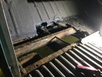 65 single cab treasure chest floor