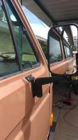 Vanagon brackets for Land Rover mirrors