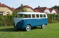 1967 Volkswagen Bus - new paint