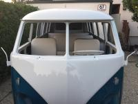 1967 VW Bus - Eve - seats and new paint