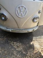 Front Ribbed Bumper