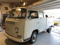 1968 Original Paint Double Cab