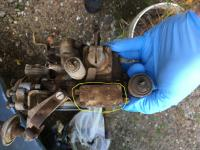 dual carb parts