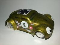 Aurora Model Motoring Custom VW Bug Slot Car