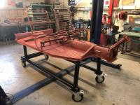 W30/26 chassis restoration