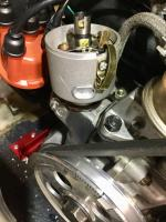 New engine build