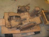 I pick up a 1950 barndoor motor