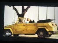 VWs in films