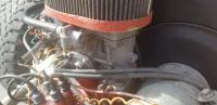 Weber dual port carb