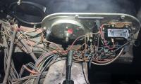 79 Bus Instrument Cluster Wiring