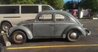 Early 1963 Beetle, Anthracite