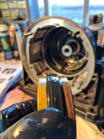 Direct Reverse piston