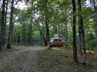 WMA campsite