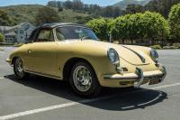 1963 Porsche 356B 1600S Cabriolet