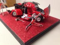 harley quinn bug build complete