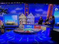 vw Bus spotted on wheel of fortune.