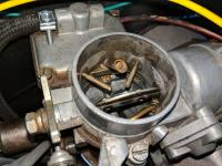 Carburetor Positions