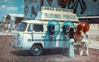 Mexican Pay Phone Bus