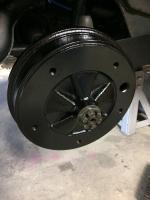 OG rear brake drum