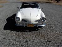1971 White Ghia Vert Front View