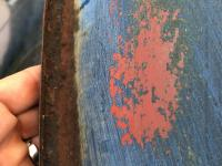 Clearing Paint