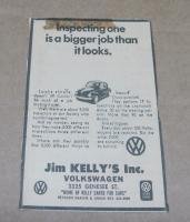 Jim Kelly's Buffalo N.Y. dealership items