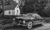 A Perfect Afternoon - My 58 Karmann Ghia