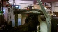 custom brake servo mount