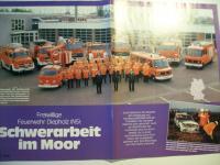 Firetruck magazine