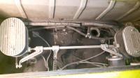 Type 4 Engine mystery hole