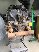 '61 40 hp engine