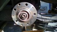 1965 kombi 944 rear brake upgrade
