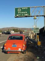 El Camino Real (US-101) in Thousand Oaks